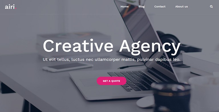 <strong>CREATIVE AGENCY</strong>